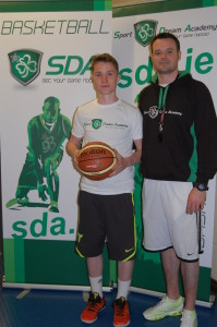 Camp 3-pt Winner - Colin Ormond
