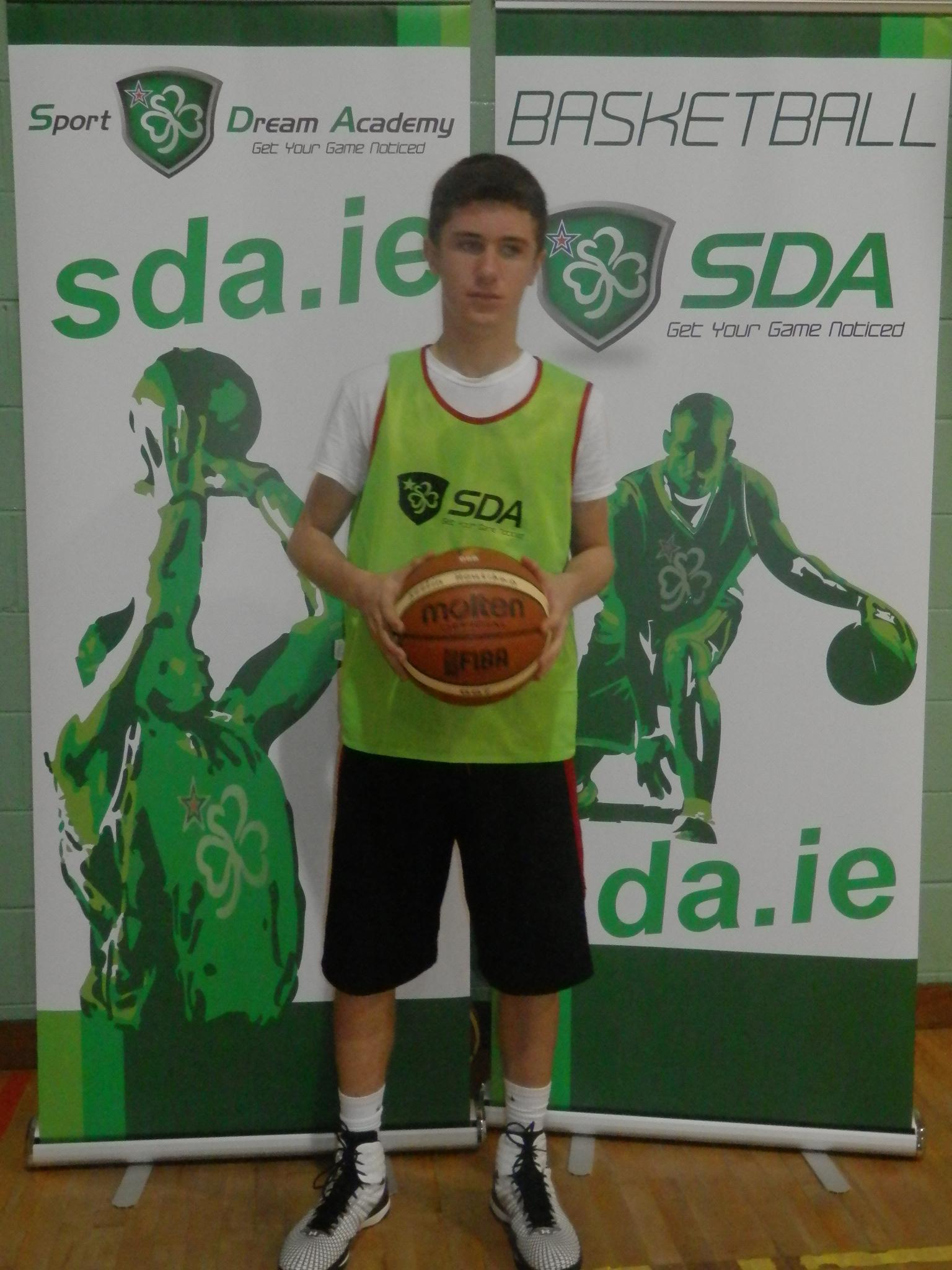 Eoghan Kelly 45